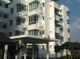 Homelite Resort Water Theme Park Condominium, hotel near Miri Airport - MYY,