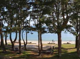 """10 avenue de la plage résidence """"Les Glénan"""""""