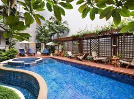 Silom Serene A Boutique Hotel