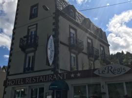 Logis Hôtel le Regis