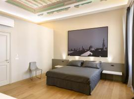 Palazzo Vasarri - Luxury design suites, hotel in Montevarchi