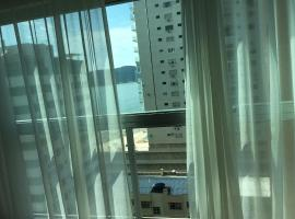 Apartamento Beira Mar em Balneário Camboriu