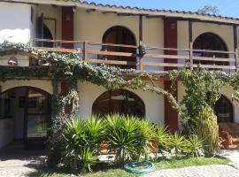 Hotel & Restaurant Oriental, hotel in Urubamba