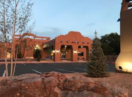 Taos Valley Lodge, hotel near Rio Grande Gorge Bridge, Taos