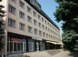 Otel' Venets g.Gul'kevichi, отель эконом-класса в городе (( Kuz'min ))