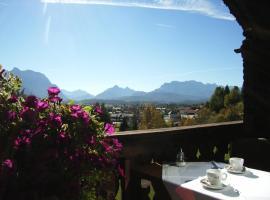 Panoramahotel Karwendelhof, pet-friendly hotel in Wallgau