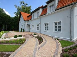 Willa Park Apartamenty, self catering accommodation in Olsztyn