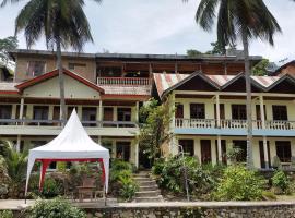 Sibayak Guesthouse