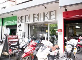 Bed Bike Hostel