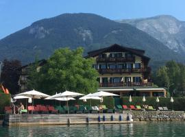 Strandhotel Margaretha, hotel in St. Wolfgang