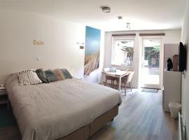 Duin en Zee Texel, apartment in De Koog