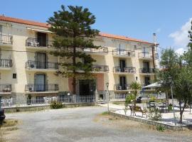 Argiropouloi, hotel in Paralion astros