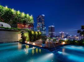 Silverland Charner Hotel, hotel em Cidade de Ho Chi Minh