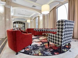 Benamar Hotel&SPA, accessible hotel in Rostov on Don