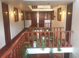 Casa del turista Warmi J, B&B in Huaraz