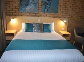 Sunray Motor Inn, hotel in Toowoomba