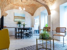 Room Hands Apartamento Boutique, hotel que admite mascotas en Cáceres