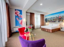 Отель Bridges, отель в Бишкеке