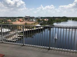 434 Beach Condo, villa in Panama City Beach