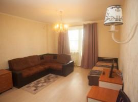 Apartment on 2-Ya Dombrovskaya 27