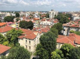 Panoramic View Appt Russe