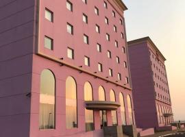 iu Hotel Uíge