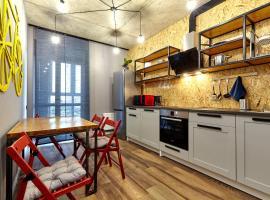Loft Lux, apartment in Krasnodar