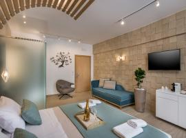 Agave Suites, beach hotel in Chania Town