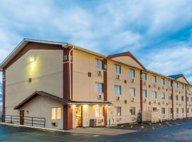 Super 8 by Wyndham Bloomington Normal, hotel near Central Illinois Regional Airport - BMI,