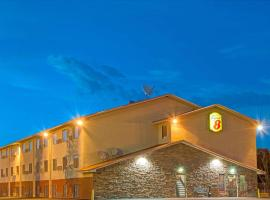 Super 8 by Wyndham Las Cruces/La Posada Lane