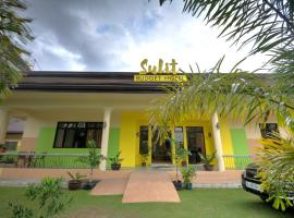 Sulit Budget Hotel near Dgte Airport Citimall