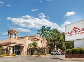 Hawthorn Suites by Wyndham El Paso, hotel v destinaci El Paso