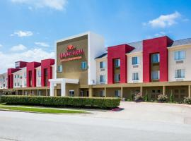 Hawthorn Suites by Wyndham DFW Airport North, hotel near Dallas-Fort Worth International Airport - DFW,