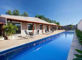 50+ Hotel Flat, hotel em São José do Rio Preto