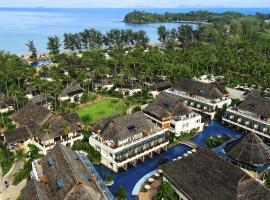 Lanta Cha-da Resort, hotel in Ko Lanta