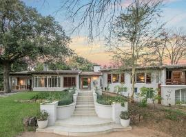 Amberhall Guesthouse, hotel in Johannesburg