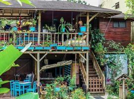 Wood House Hostel