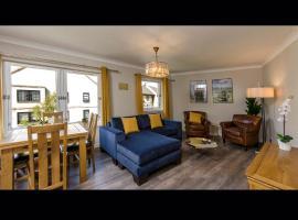 Gilmours Entry Edinburgh Luxury Apartment