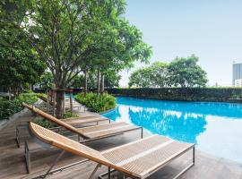 The Key Sathorn Charoenrat By Favstay