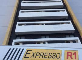 EXPRESSO R1 HOTEL, hotel near Floriano Peixoto Palace Museum, Maceió