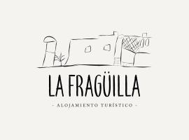 La Fragüilla, country house in Rodalquilar