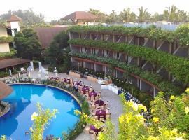 Uday Suites - The Airport Hotel, hôtel à Trivandrum
