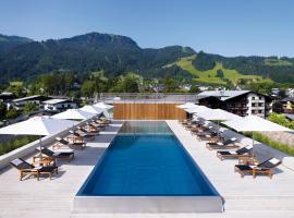 Schwarzer Adler Kitzbühel, hotel in Kitzbühel