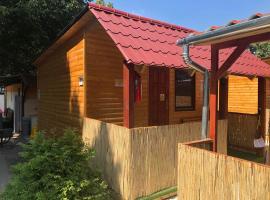 Haller Wooden Houses