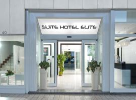 Suite Hotel Elite, hotel in Bologna