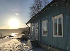 Charming Lakeside House
