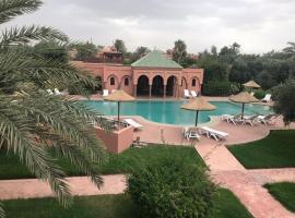 Villa avec piscine a Marrakech
