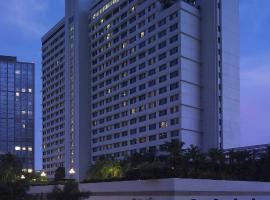 New World Makati Hotel, Manila