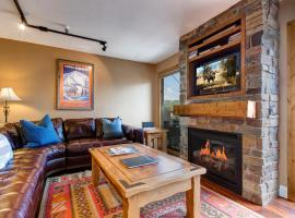 Quitting Time Condo, apartment in Park City