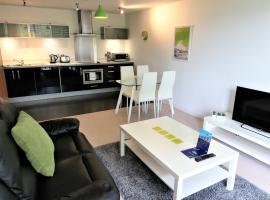 City Apartments Milton Keynes